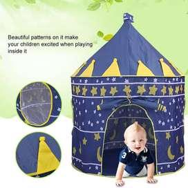 Tenda camping Bermain Anak Castle Kids Tent Tenda Rumah Mainan Anak