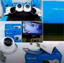Paket Kamera CCTV Murah Berkualitas