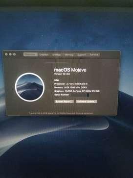 iMAC 21.5inch Slim Core i5 8GB RAM 1TB Hard Drive