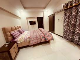 Daily basis Attractive 2 bedroom full furnished available for per day