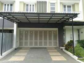 @11 canopy minimalis rangka tunggal atapnya alderon pvc anti berisik