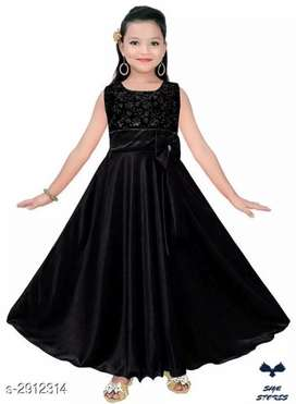 Kids dress available on COD