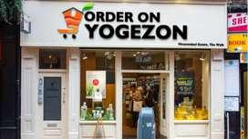 Vegetables & Fruits delivery service - ORDER ON YOGEZON