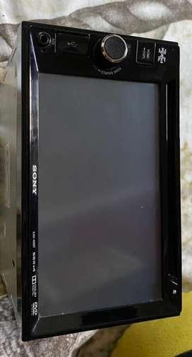 brand new sony car stereo