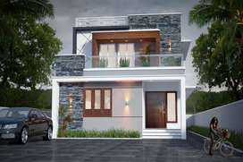 4bhk with 1750sqft with 6cents ,Kottekkad -Thrissur