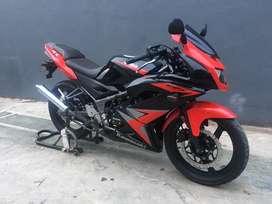 Kawasaki Ninja RR 2014 Mulus Kinclong Istimewa Mantap