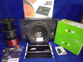Paketan audio bergaransi harga sudah termasuk pasang