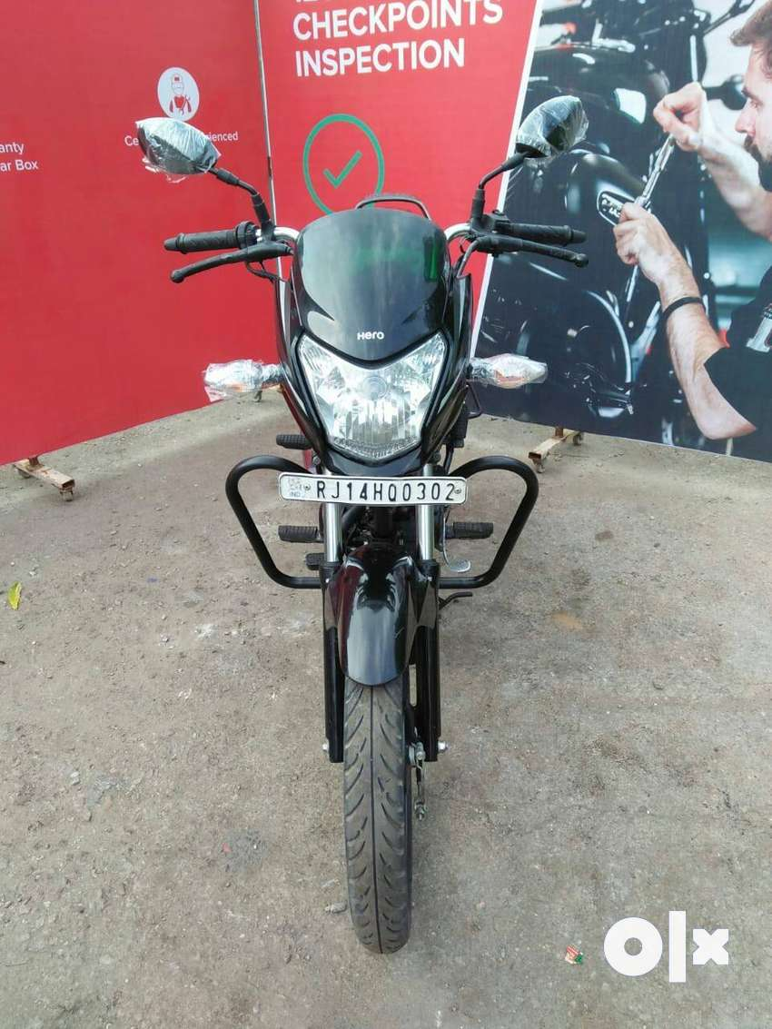 Good Condition Hero Passion Proi3s with Warranty | CSLM 0302 Jaipur 0