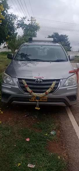 Toyota Innova 2016 Diesel Good Condition