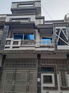 6 marla 7ft house for sale in Shad Bagh