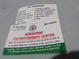 Physiotherapy at aligarh