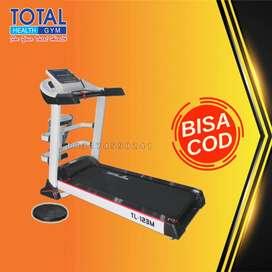 treadmill elektrik tl 123M treadmil 3 hp total COD Cilacap