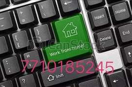 Smart System Work. Permanent Online Data Entry Work