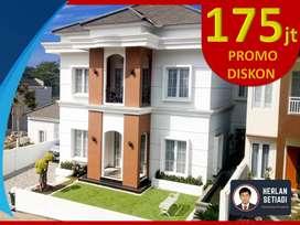 Rumah 2 LT Baru Cantik Cluster Syariah 15menit Upi Setiabudi Lembang j