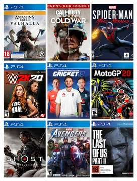 All Original Ps4 Games Available at Very low Price
