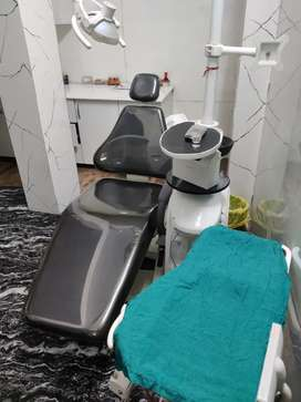 Dental clinic 2 chair , x-ray