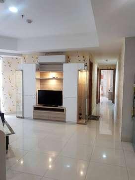 Dijual / Disewakan apartemen the mansion kemayoran 74m 2 kamar furnish