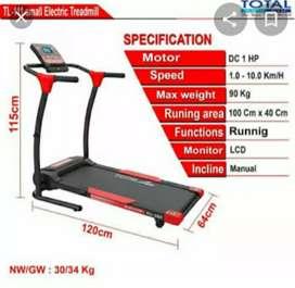Treadmill elektrik tipe 111