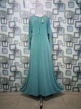 Peluang bisnis pakaian gamis wanita dewasa,produksi konveksi