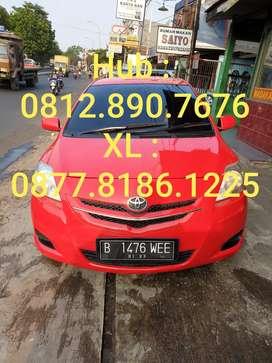 Toyota VIOS LIMO ex Taxi Bluebird Th. 2012 Bln 1 pajak Hidup Wrn Merah