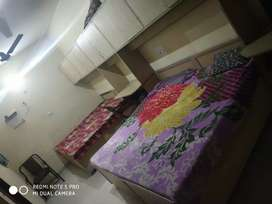 Pg for boys with food nd without food..fully furnished ..