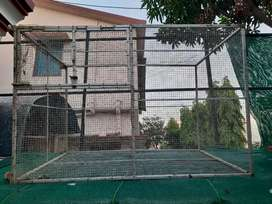CAGE FOR PETS.