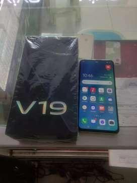 Vivo V19 ram 8/128 crystal white