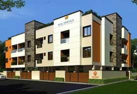 CMDA approval flats 2 bhk ready to move