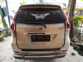 Toyota Avanza G Matic 2012 (Km.67rb) Original