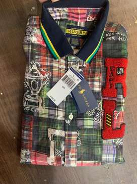 Ralph Lauren Shirt Brand New with MRP TAG -L size