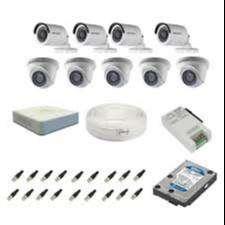 9HD CCTV Camera setup installation