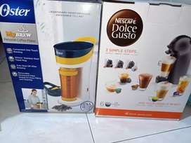 Coffee maker Nescafe Dolce gusto & Oster