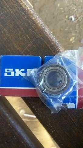 2 SKF 6002-2Z bearings