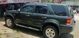 Dijual ford escape thn 2006 w hijau cc 2300 limited full ors tgn1