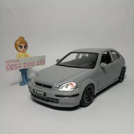 Diecast honda civic ferio hatchback custom