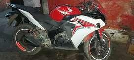 Urgent sale Honda CBR 150R