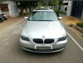 Bmw 5 Series 530d Sedan, 2008, Diesel