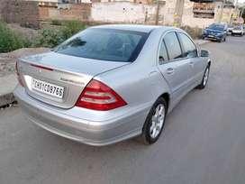 Mercedes-Benz New C-Class 200 K Elegance AT, 2006, Petrol