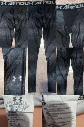 Legging panjang UA Under Armour Dry fit mens womens ori made indonesia