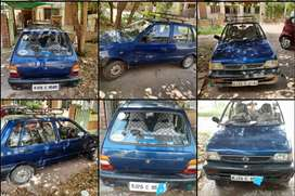Maruti Suzuki 800 2000 CNG & petrol 118000 Km Driven