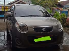 Kia picanto manual 2010 abu abu