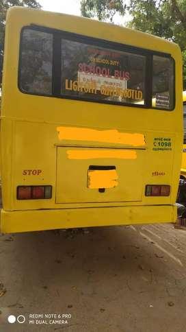 2005 EICHER 10.75 model 33 + 1 seats school bus