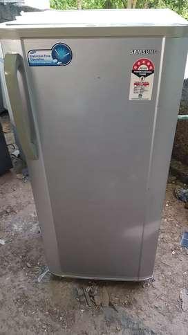 Fridge &washing machine available