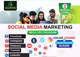we are required Social Media Markiting.
