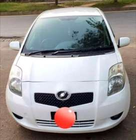 Toyota vitz 2006 available on easy installments