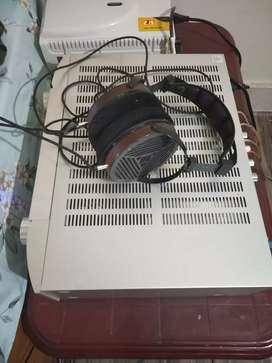 Planar magnetic headphones, mildly used,