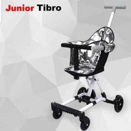 Stroller Junior Tibro Stroler Comvertible Kereta Dorong Bayi Traveller