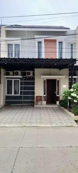 Overkredit Rumah 2 Lantai  125 Juta  Dekat Tol Cibinong