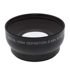 Wide Angle Lens Nikon D40 / D60 / D70s / D3000 / D3100 / D500