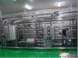 Mesin UHT Tubular Sterilizer,HTST,UHT, Ultra High Temperatur